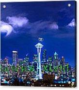 Seahawks Xlviii Acrylic Print