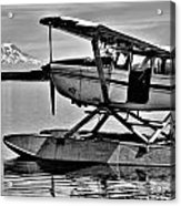Seaplane Standby Acrylic Print