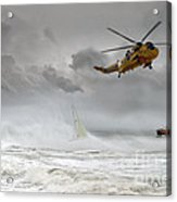 Search And Rescue Acrylic Print