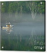 Searching For The Buoy Acrylic Print