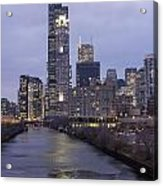 Sears Tower Or Willis Tower Acrylic Print