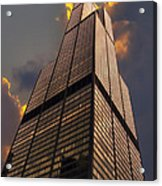 Sears Willis Tower Acrylic Print
