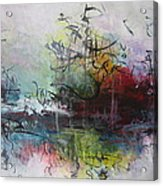 Seascape 000013 Acrylic Print