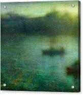 Seascape #23. Retreat Pond Acrylic Print