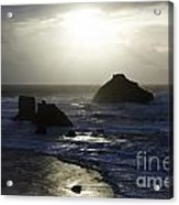 Seascape Oregon Coast 4 Acrylic Print