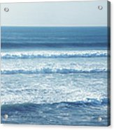 Seaside Blue Acrylic Print