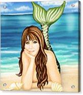 Seaside Daydreams Acrylic Print