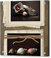 Seaside Momentos Acrylic Print