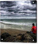 Seaside Music Acrylic Print