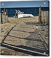 Seaside Park New Jersey Shore Acrylic Print