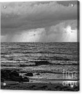 Seaside Rainstorm 2 Acrylic Print