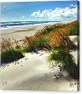 Seaside Serenity I - Outer Banks Acrylic Print