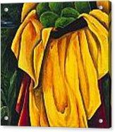 Season Avocado Acrylic Print