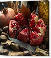 Seasonal Still-life Acrylic Print