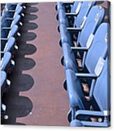 Seating 2 Acrylic Print