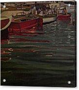 Seattle Boat Show Acrylic Print