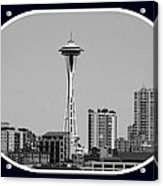 Seattle Center Stage Acrylic Print