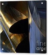Seattle Emp Building 1 Acrylic Print
