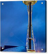 Seattle Impressions Acrylic Print