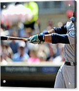 Seattle Mariners V Minnesota Twins Acrylic Print