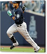 Seattle Mariners V New York Yankees Acrylic Print