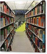 Seattle Public Library Acrylic Print