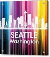 Seattle Wa 2 Acrylic Print