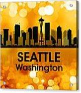 Seattle Wa 3 Acrylic Print