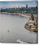 Seattle Waterfront 3 Acrylic Print