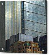 Seattle Windows Acrylic Print