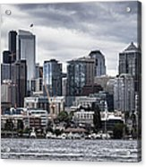 Seattle's Skyline Acrylic Print