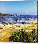 Seaweed Farming Bali Acrylic Print