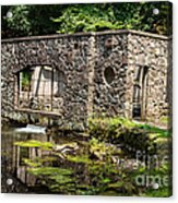 Secluded Domicile Acrylic Print