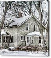 Secluded Old House Acrylic Print