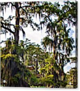Secluded Retreat Acrylic Print