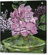 Second Hand Rose Acrylic Print