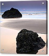 Second Rock From The Sun Acrylic Print