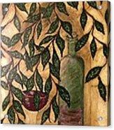 Secret In The Garden Acrylic Print