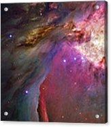 Secrets Of Orion II Acrylic Print