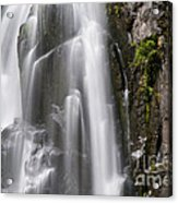 Section Of The Falls Acrylic Print