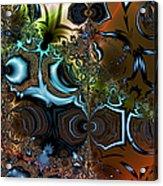Sedimentary Acrylic Print