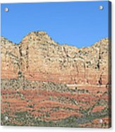 Sedona  Arizona  Mountain  Four Acrylic Print