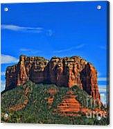 Sedona Az-11 Acrylic Print