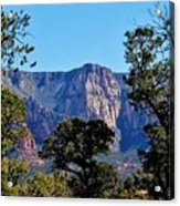 Sedona Landscape 031015aa Acrylic Print