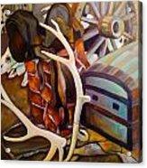 Sedona Still Life Acrylic Print