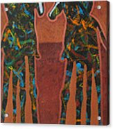 Sedona Sundown Acrylic Print