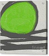 Seed Acrylic Print by Linda Woods