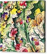 Seeds Of Creation Acrylic Print