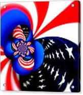 Seeds Of Freedom Acrylic Print