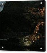 Seegrotte-6 Acrylic Print